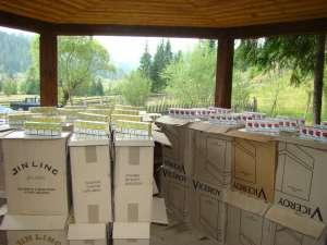 Aproape 60.000 de pachete de ţigări de contrabandă au fost confiscate la sfârşitul săptămânii trecute, la graniţa româno-ucraineană