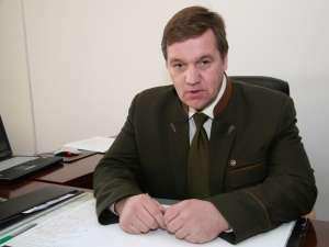 """Sorin Ciobanu: """"Ritmul exploatării masei lemnoase în primul semestru a fost foarte bun"""""""