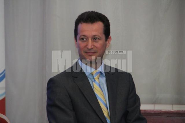 Secretarul de stat în Ministerul Dezvoltării Regionale şi Turismului Cristian Bărhălescu