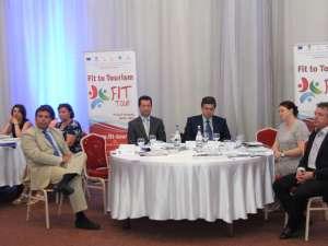 """Camera de Comerţ şi Industrie Suceava a finalizat un proiect în valoare de 2,5 milioane de euro, intitulat """"Fit to Tourism – Fit Tour"""""""
