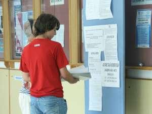 Înscrierile la facultate debutează astăzi şi se încheie pe 24 iulie