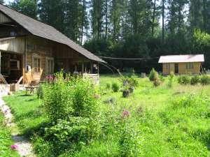 Casa Ignătescu de pe malul pârâului Bucovăţ