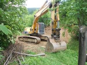 Defrişări şi lucrări fără existenţa unei autorizaţii de construcţie