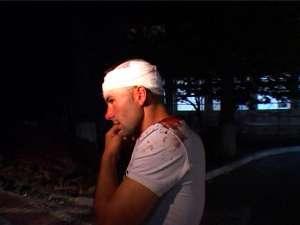 Pavel Hlamagă: Am fost blocat în trafic, iar apoi m-au bătut cu bâta