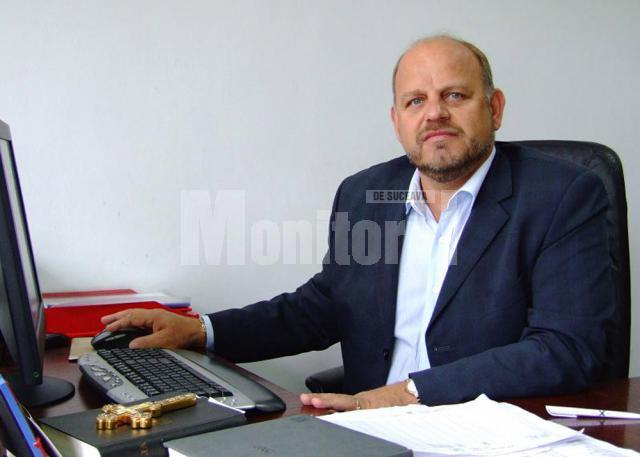 Primarul Rădăuţiului, Aurel Olărean