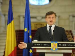 Preşedintele interimar, Crin Antonescu