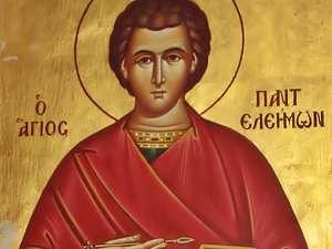 Vineri este sărbătorit Sfântul Pantelimon
