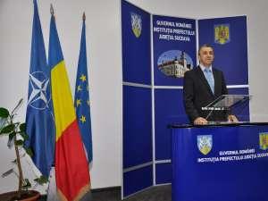 """Florin Sinescu: """"Asigur cetăţenii judeţului Suceava că Referendumul Naţional pentru demiterea Preşedintelui României se va desfăşura în condiţii de transparenţă şi legalitate"""""""