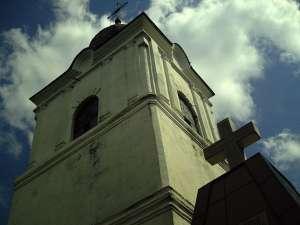 Biserica Adormirea Maicii Domnului din Fântanele. Foto: Ionel CURCAN