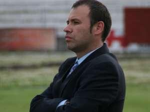 Ciprian Anton a renunţat la funcţia de manager al grupării Sporting Suceava