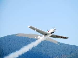 Proba aero a impus echipajelor evoluţia în condiţii de zbor la vedere