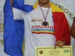 Decebal Savu, practicant de kick boxing, nu a fost încă găsit