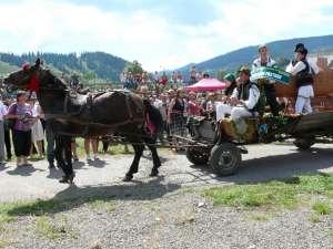 Între 15 şi 19 august 2012, la Ciocăneşti se desfăşoară Zilele Comunei şi cea de-a IX-a ediţie a Festivalului Naţional al Păstrăvului