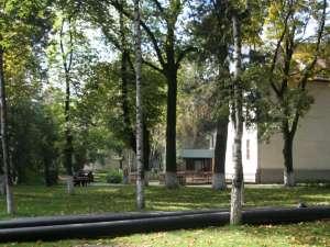 Parcurile şi locurile de joacă din Suceava, stropite cu dezinfectant