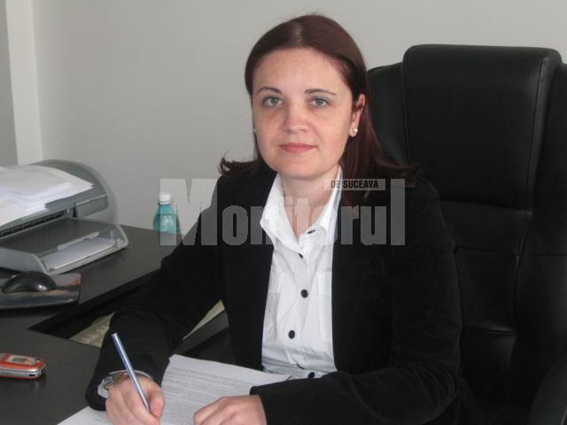Purtătorul de cuvânt al Casei de Asigurări de Sănătate Suceava, Anda Sălăgean