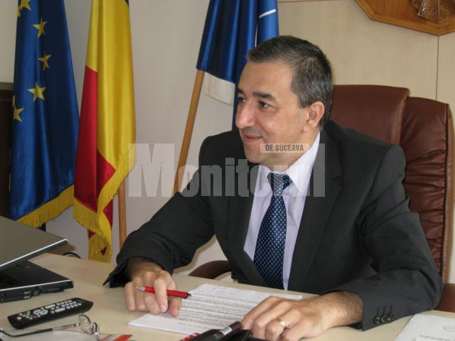 """Florin Sinescu: """"Consider acest pas ca fiind foarte important în stabilirea unor relaţii economice bilaterale"""""""