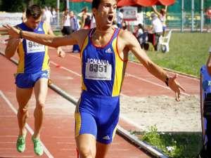 Asupra atletului Bogdan Macovei planează suspiciuni de dopaj