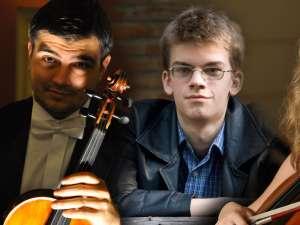 Icon Arts Trio este alcătuit din tineri muzicieni valoroşi, care s-au impus la mai multe competiţii naţionale şi internaţionale