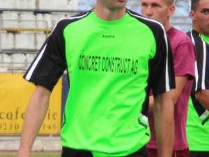 Prisacă, autorul unuia din cele trei goluri ale Forestei Mălini