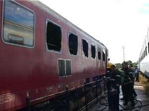 Incendiul a izbucnit în jurul orei 17.15, în timp ce vagonul, clasa a II-a, se afla în Revizia de Vagoane din apropiere de Gara Burdujeni