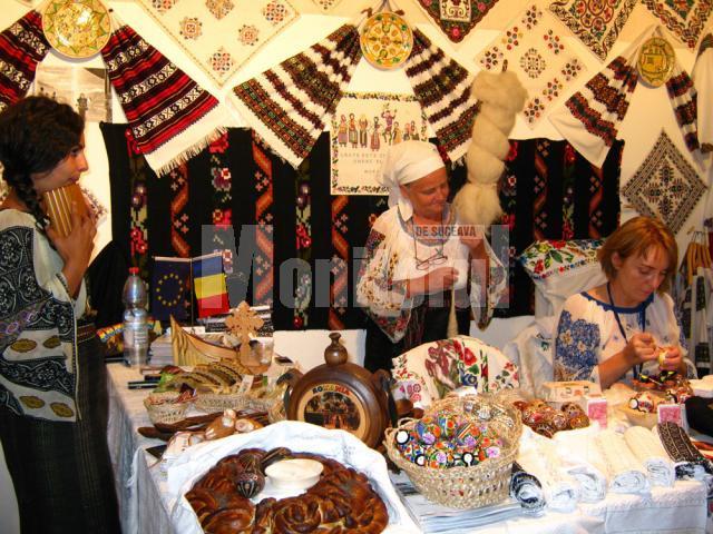 Bucovina reprezintă cu cinste România la Târgul Internaţional de Arte şi Meşteşuguri de la Ierusalim