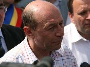 Traian Băsescu a ajuns în Bucovina