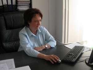 Directorul executiv adjunct medical al DSP Suceava, dr. Cătălina Zorescu