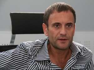 Vasile Armenean, patronul fabricii Betty Ice