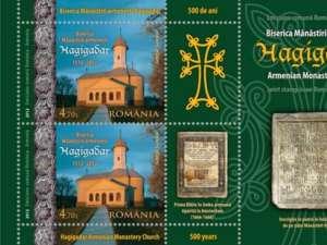 Biserica Mănăstirii Hagigadar - 500 de ani