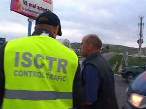Reprezentanţii ISCTR Suceava au tras pe dreapta mai multe microbuze şi autobuze de pasageri