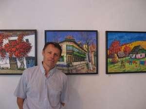 Pictorul David Croitor - Van Gogh de România