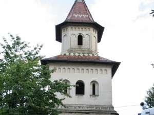 5 miliarde de lei vechi pentru restaurarea şi consolidarea Turnului Clopotniţă a Mănăstirii Sfântul Ioan cel Nou de la Suceava