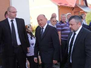 Traian Băsescu şi Ioan Bălan