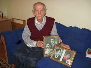Andrei Avedic Gheorghiu, cu fotografiile de familie