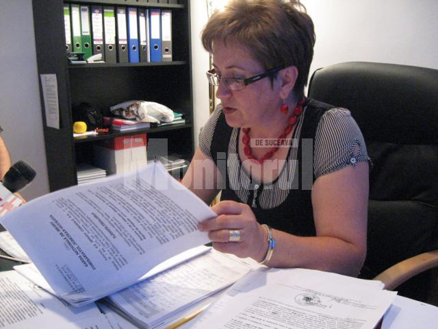 Adriana Iordache a preluat conducerea Gărzii de Mediu Suceava