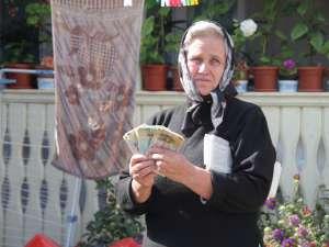 Valeria Tudora spune că nu are cum să-şi ridice o casă cu 30 de milioane de lei vechi