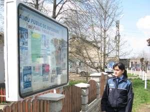 La nivelul posturilor de poliţie comunale vor activa între trei şi cinci agenţi de poliţie