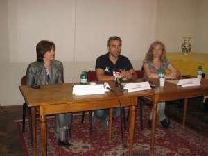 Conferinţa de presă organizată ieri la Muzeul Bucovinei