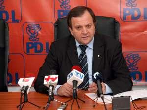 Gheorghe Flutur va candida pentru un post de senator în Colegiul uninominal 2 -Suceava