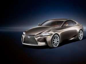 Lexus va lansa conceptul LF-CC la Salonul Auto de la Paris