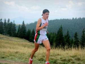 Andrei Leancă a arătat o formă bună în concursurile de alergare montană