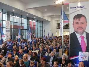 """Lansarea candidaturii deputatului Ioan Bălan, sub sloganul """"Cu inima alături de tine"""""""