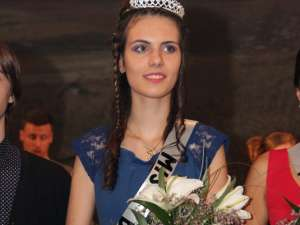 Iulia Alexandra Davidescu, Miss Boboc Info