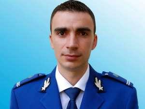 Locotenentul Adrian Dăscălescu Fălticeni pleacă în misiune în Afganistan