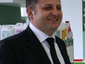 Medicul Octavian Ilisoi, noul director al Direcţiei Sanitar Veterinare