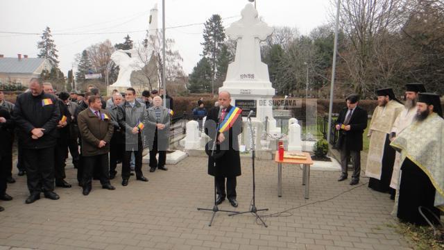 Ziua Naţională a României la Rădăuţi