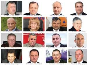 Judeţul Suceava trimite în Parlamentul României nouă parlamentari noi