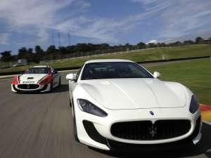 Maserati-GranTurismo MC Stradale