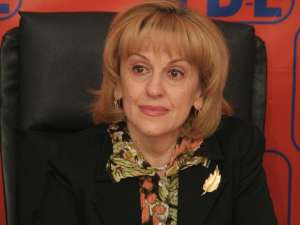 Deputatul PDL Sanda-Maria Ardeleanu