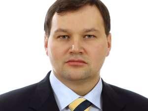Candidatul ARD pentru funcţia de senator în Colegiul nr. 4 Rădăuţi – Siret, Marius Vatavu